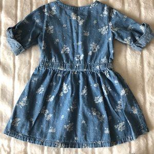 OshKosh B'gosh Dresses - Toddler girls denim dress